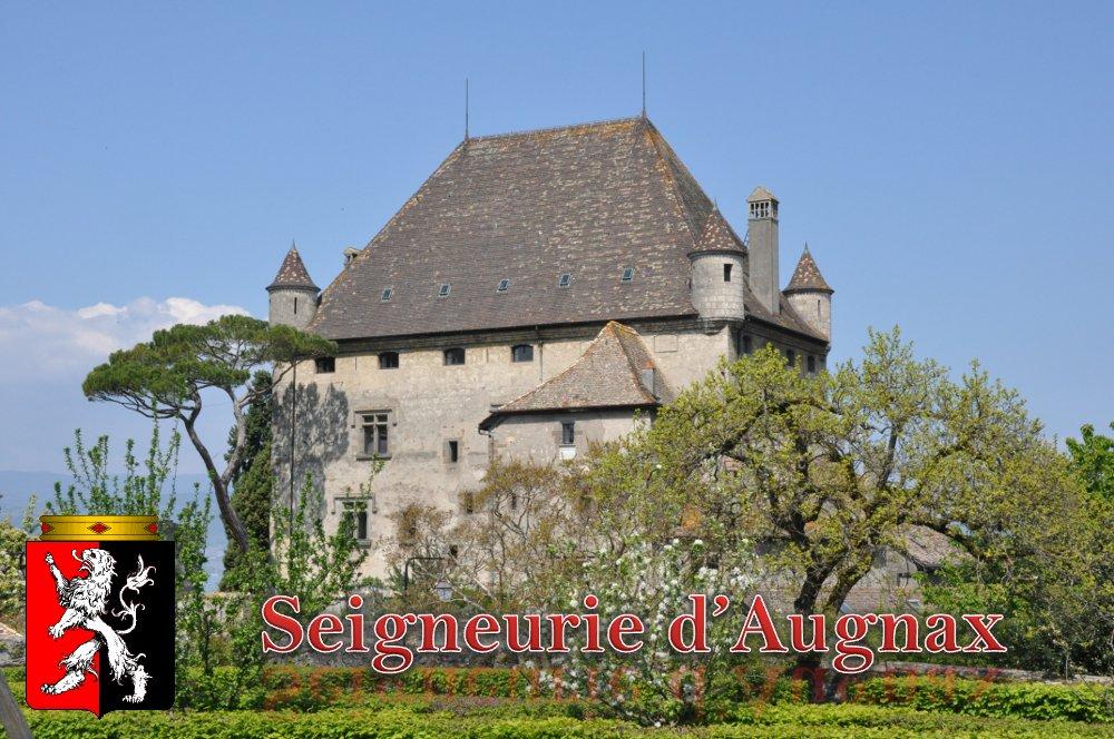 Seigneurie d'Augnax