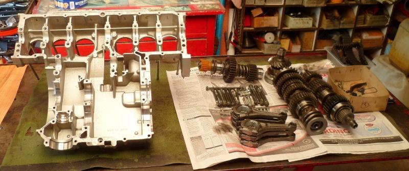 Z1300 DFI réfection moteur P1000126