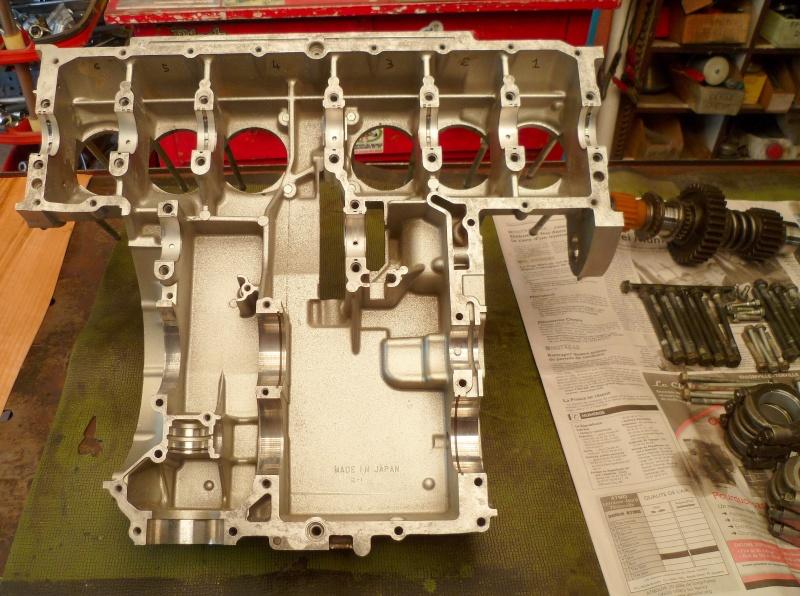 Z1300 DFI réfection moteur P1000128