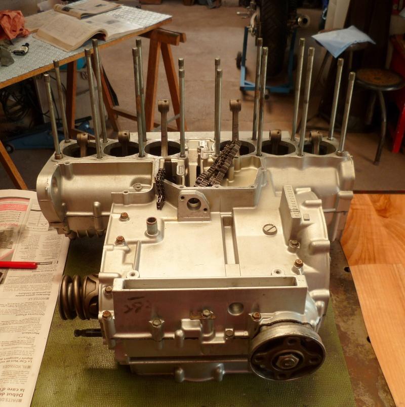 Z1300 DFI réfection moteur P1000130