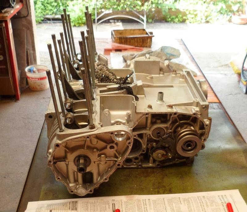 Z1300 DFI réfection moteur P1000131