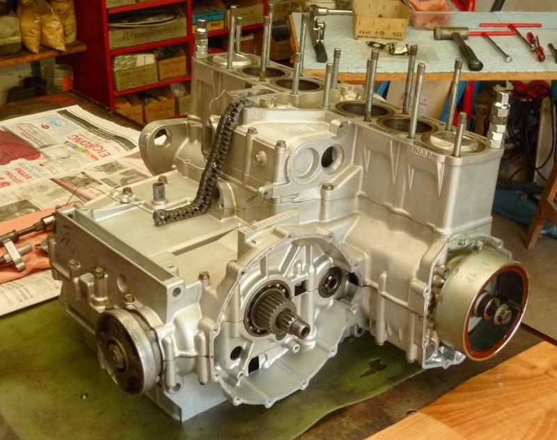 Z1300 DFI réfection moteur P1000132