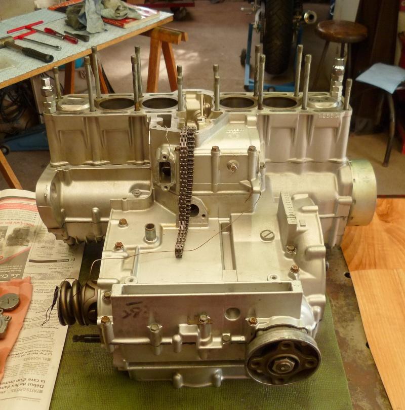 Z1300 DFI réfection moteur P1000134