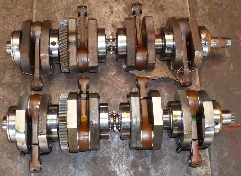 Elements d'un GS1000 usine 83 P1000333