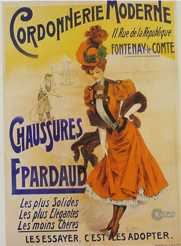 Les affiches du temps passé quand la pub s'appelait réclame .. Affich11