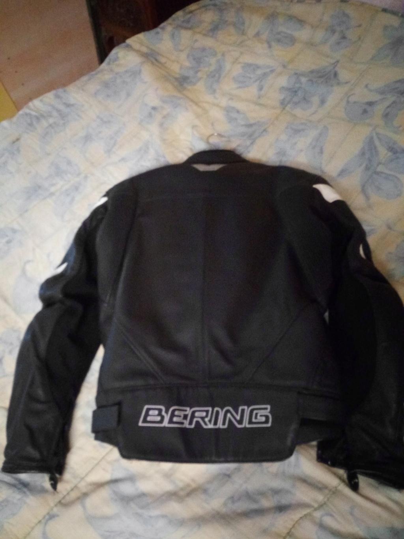 [vends]blouson cuir BERING moto route 2xl 47576610