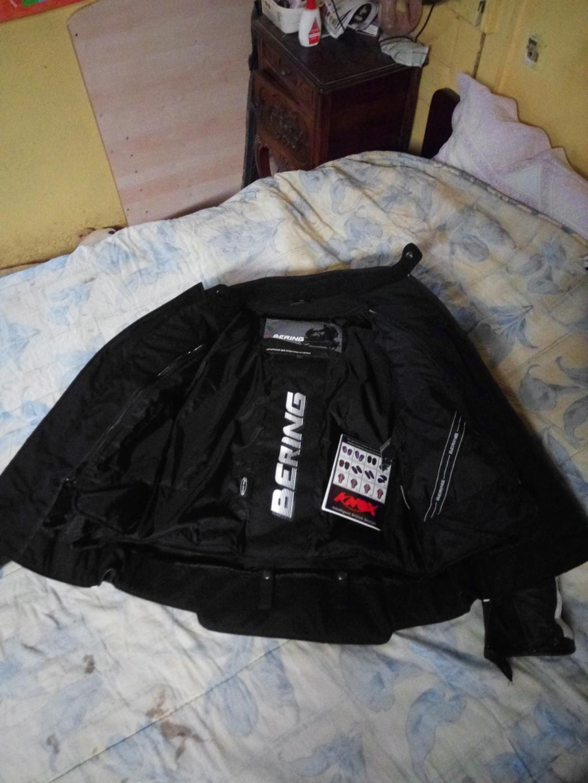 [vends]blouson cuir BERING moto route 2xl 47681510