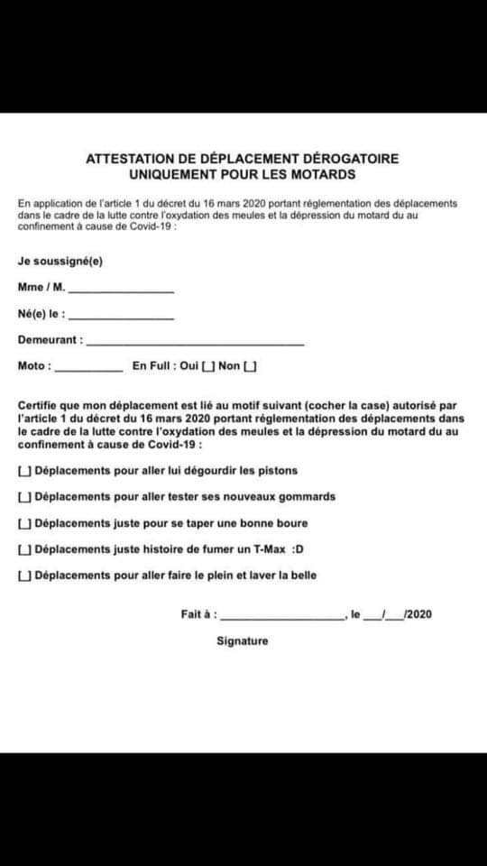 Le Coronavirus... et ses blagues du net... - Page 2 Fb_img50