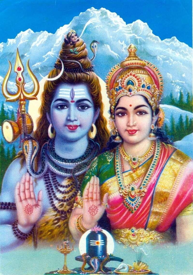 Pûjâ pour Shiva & Shakti Shivas10