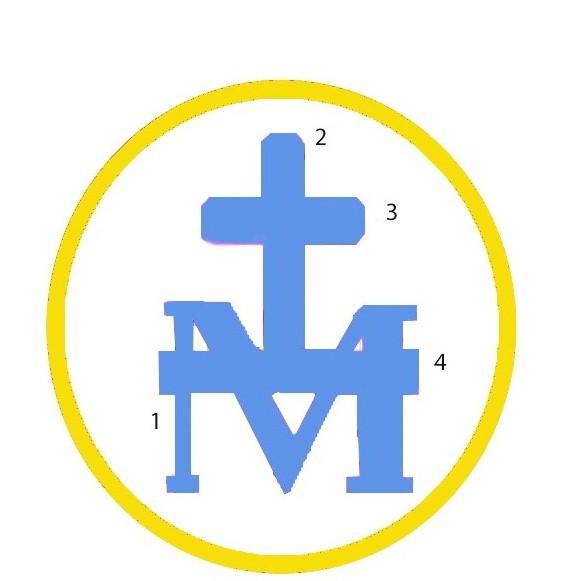 Marie Mère Divine Signe122