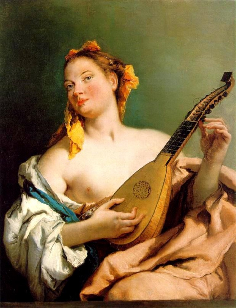 MUSIQUE: musiciens en peinture , en sculpture,... - Page 3 Giamba10
