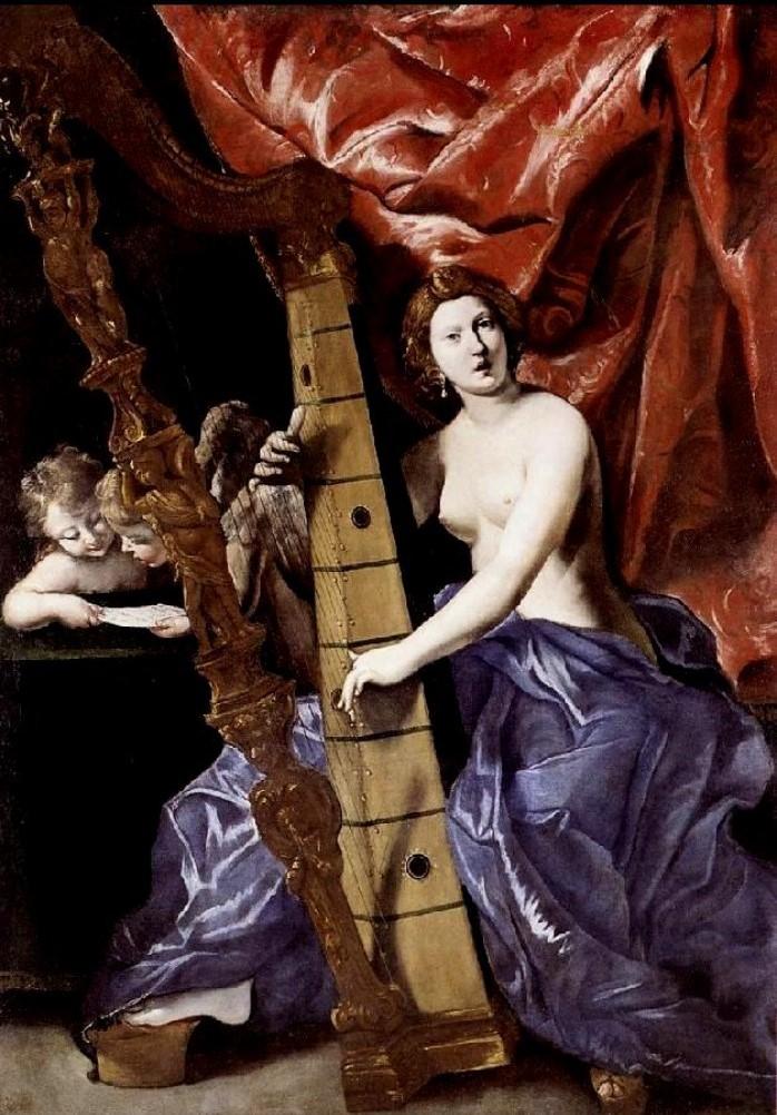 MUSIQUE: musiciens en peinture , en sculpture,... - Page 3 Lanfra11