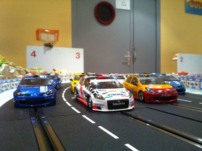Tour d'essai en NSR Cup. Car610