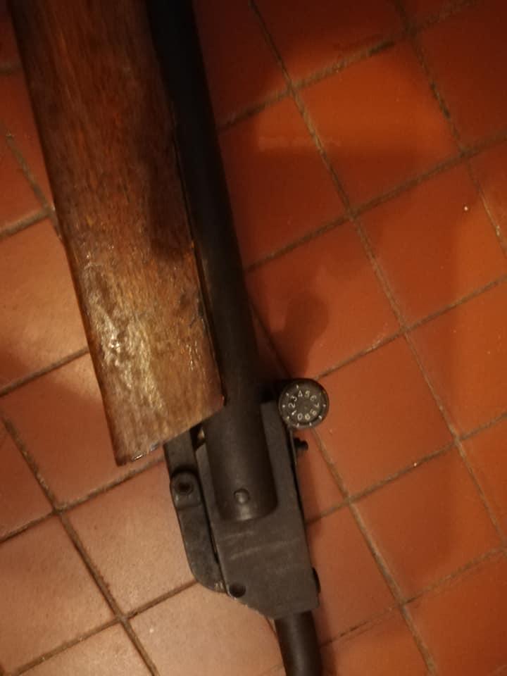 restaurer une vielle carabine  610