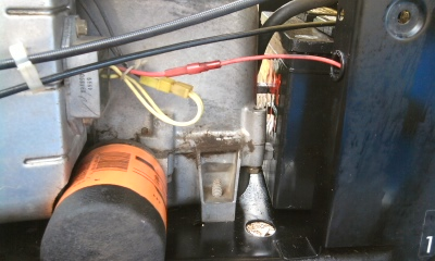 Ive removed my wiring and I dont know how to wire it back up. Photo016