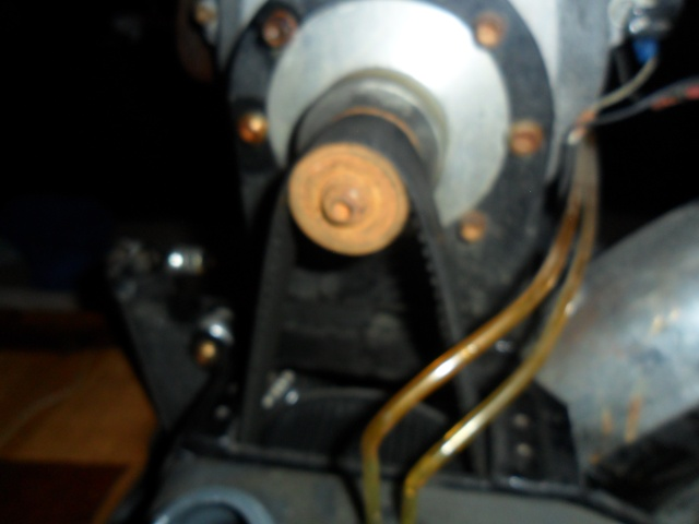 sunken motor scooter:) Sam_0313