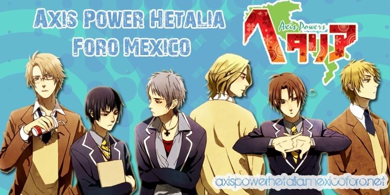 Axis Power Hetalia Foro Mexico Rol Axispo10