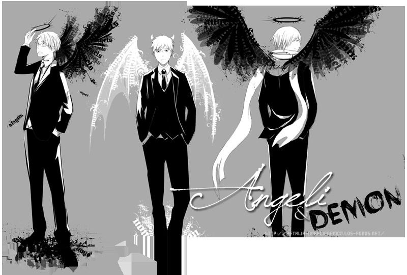 Hetalia: Angeli & Demoni Banner11