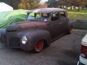 For Sale: 1940 plymouth rat rod project Ply10