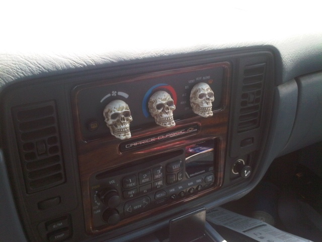 "my 96 ""BleSSed"" Caprice build Skulls10"