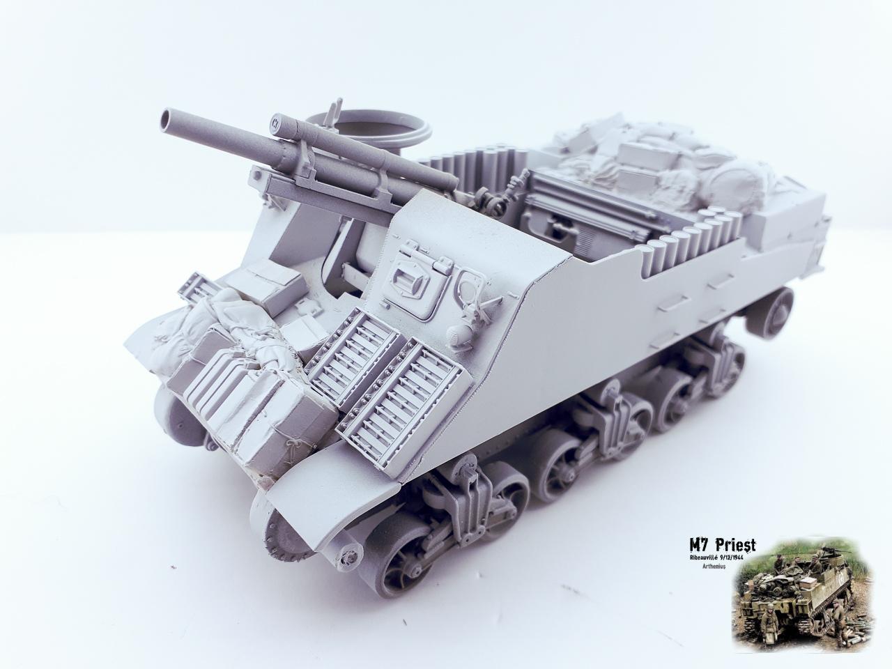 M7 Priest Ribeauvillé 9/12/1944 2018-045