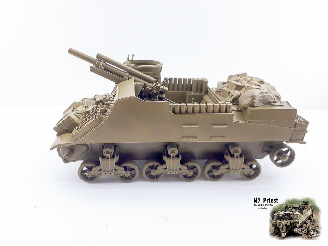 M7 Priest Ribeauvillé 9/12/1944 2018-054