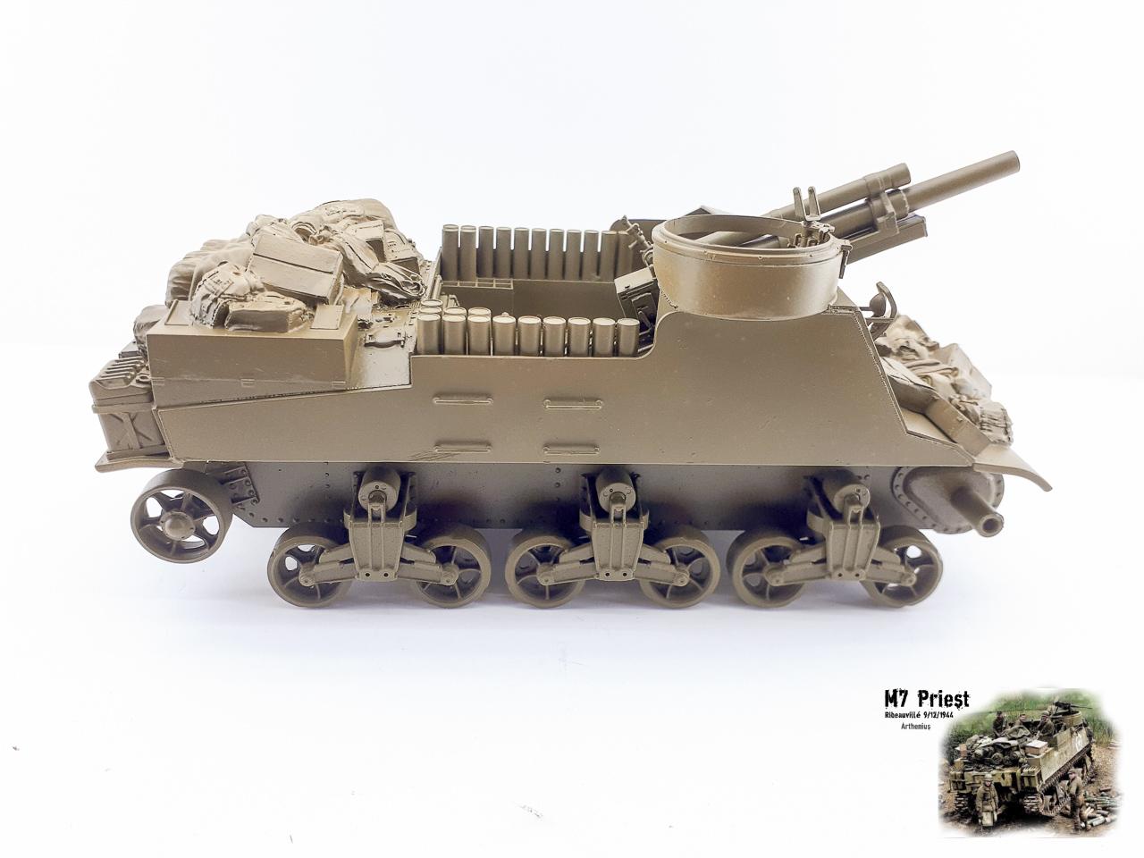 M7 Priest Ribeauvillé 9/12/1944 2018-056