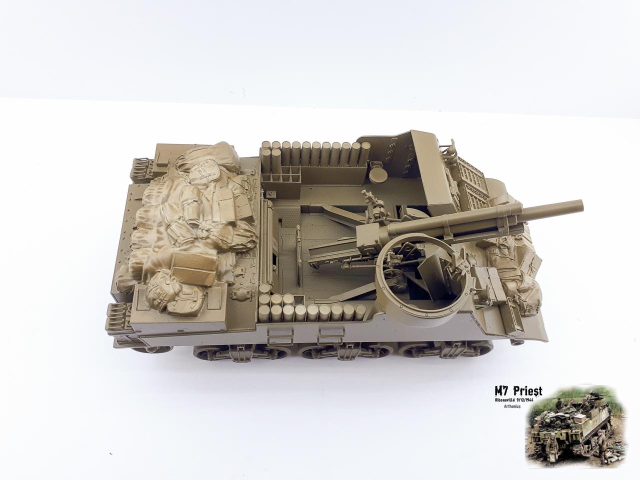 M7 Priest Ribeauvillé 9/12/1944 2018-057