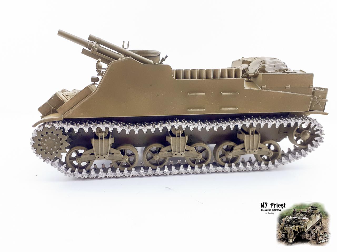 M7 Priest Ribeauvillé 9/12/1944 2018-058