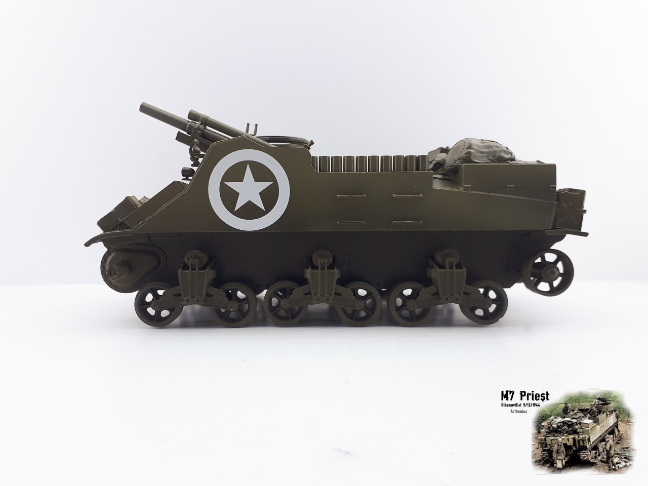 M7 Priest Ribeauvillé 9/12/1944 - Page 2 2018-085