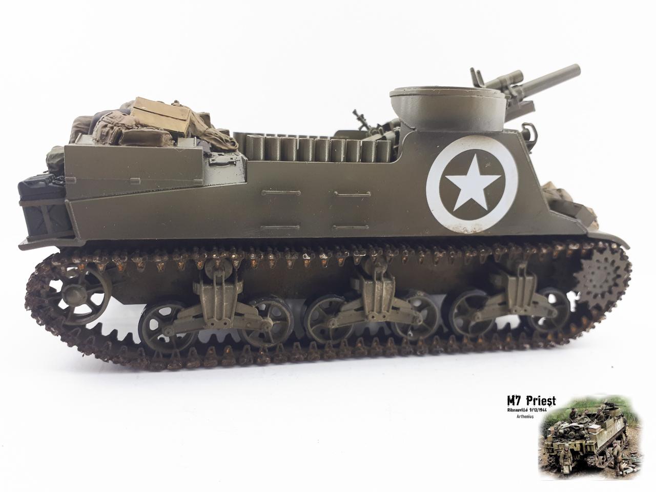M7 Priest Ribeauvillé 9/12/1944 - Page 2 2018-103