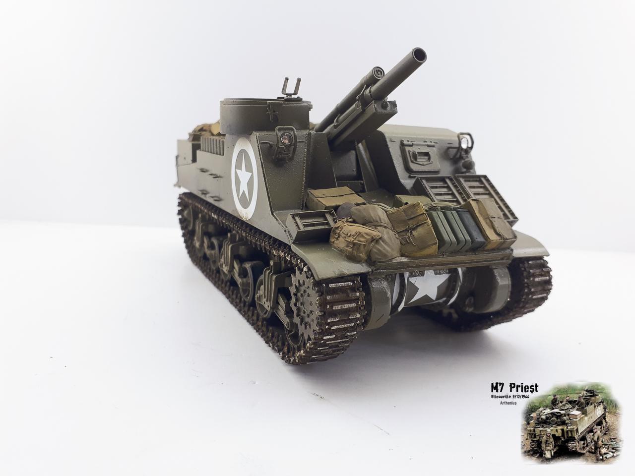 M7 Priest Ribeauvillé 9/12/1944 - Page 2 2018-104