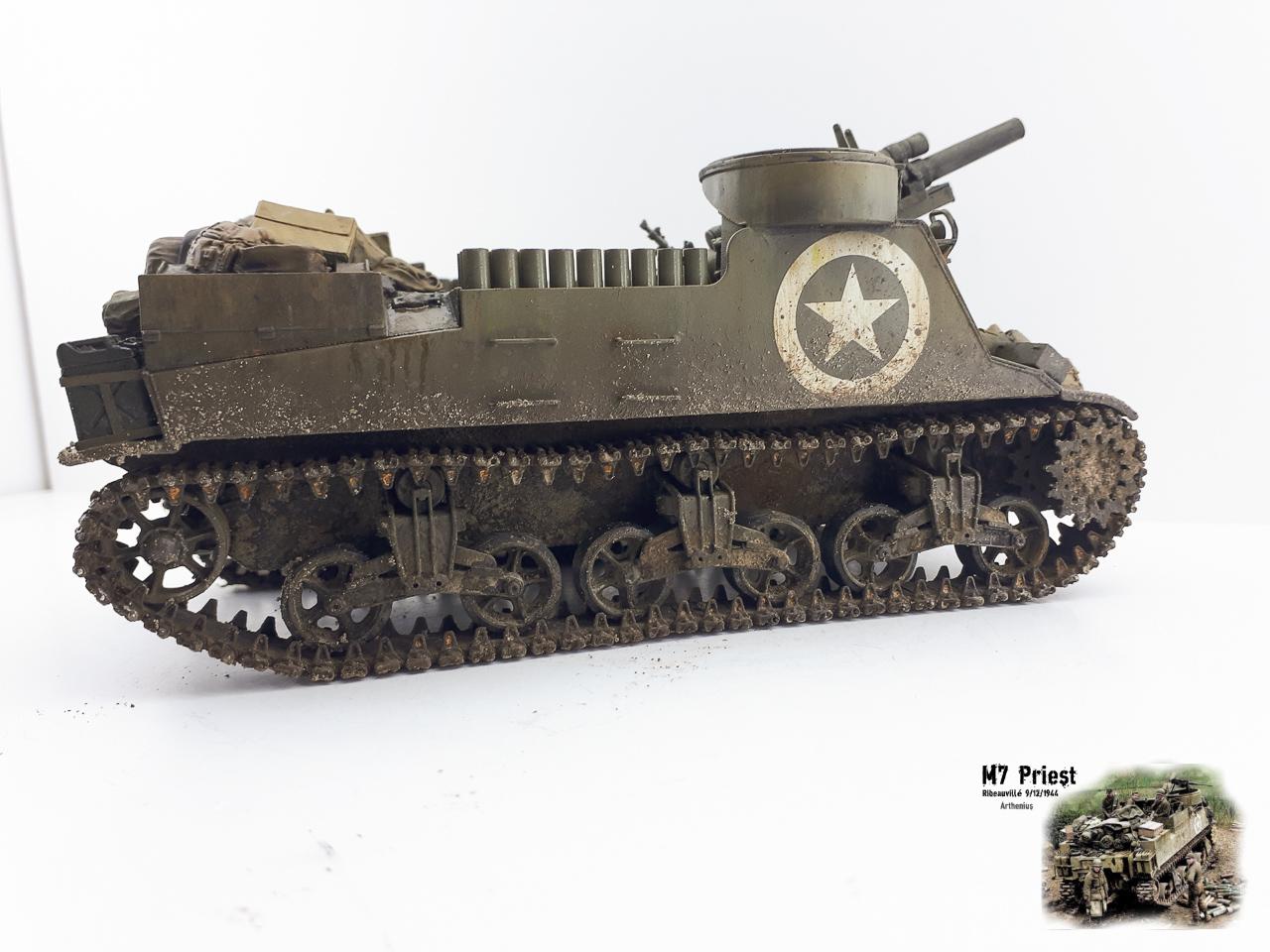 M7 Priest Ribeauvillé 9/12/1944 - Page 3 2018-110