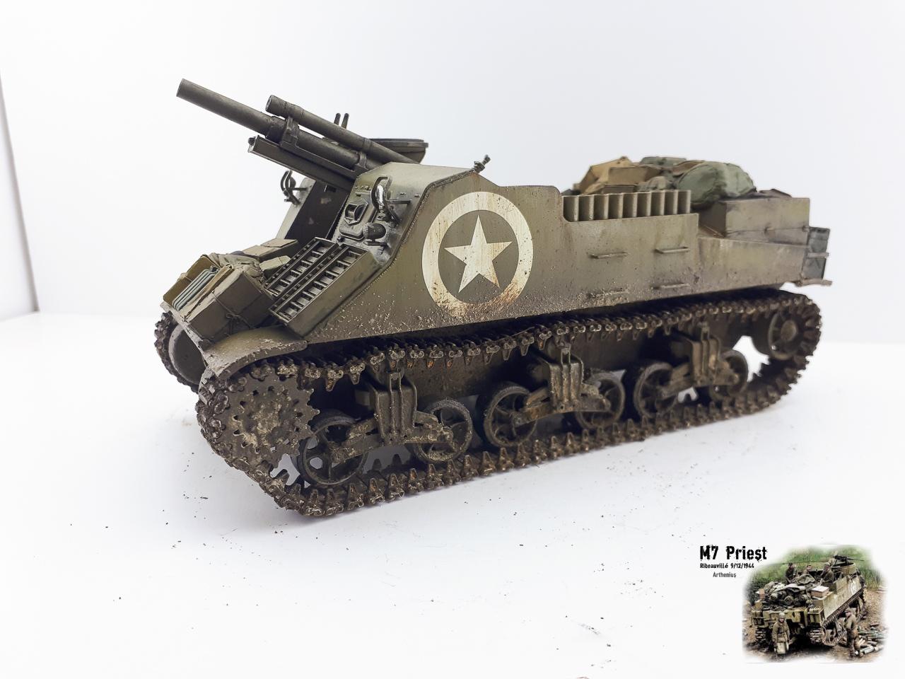 M7 Priest Ribeauvillé 9/12/1944 - Page 3 2018-112