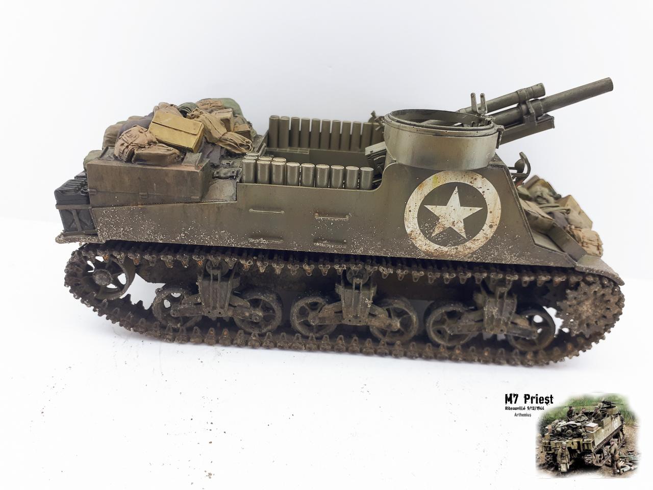 M7 Priest Ribeauvillé 9/12/1944 - Page 3 2018-113