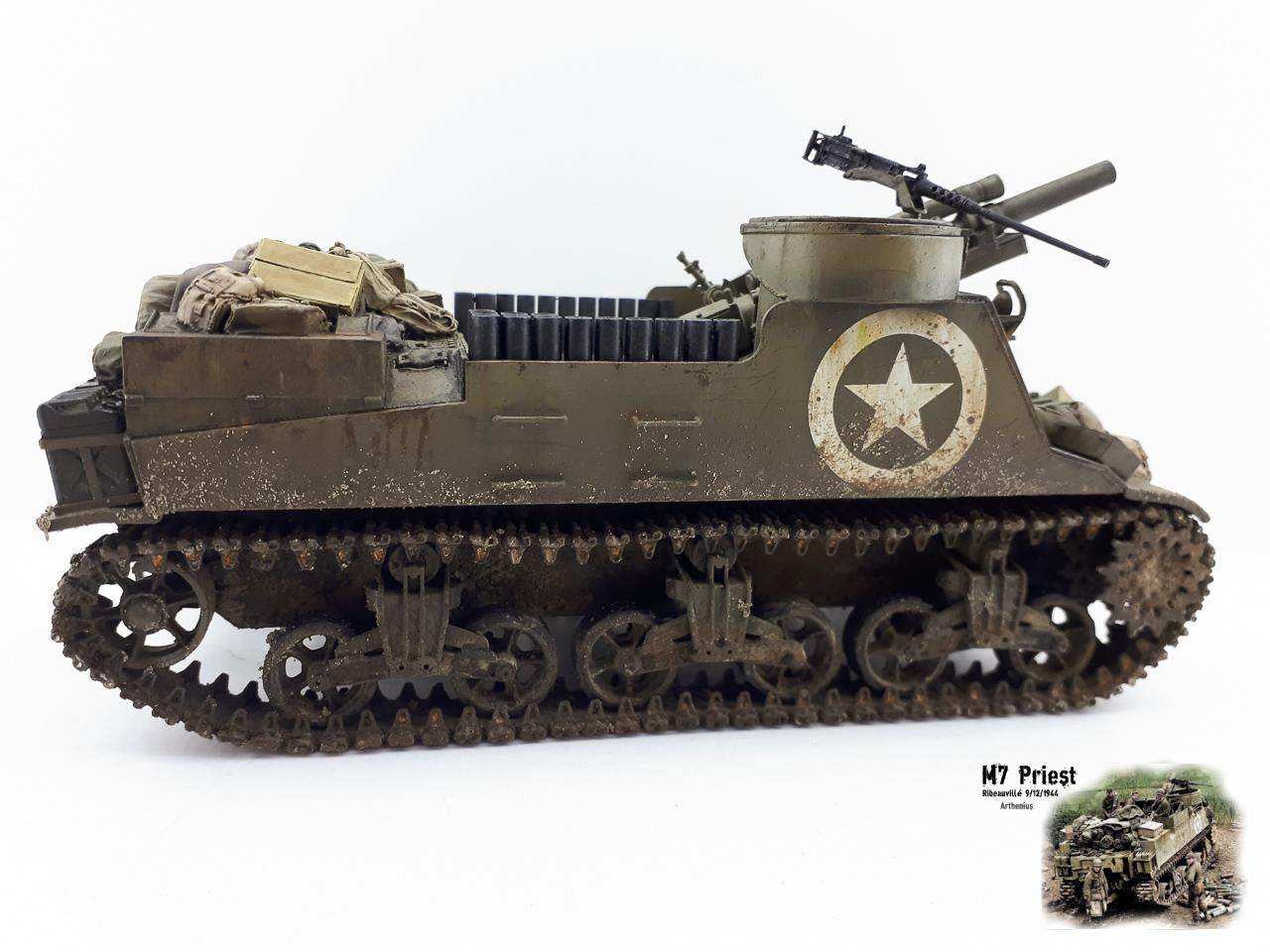 M7 Priest Ribeauvillé 9/12/1944 - Page 3 2018-114