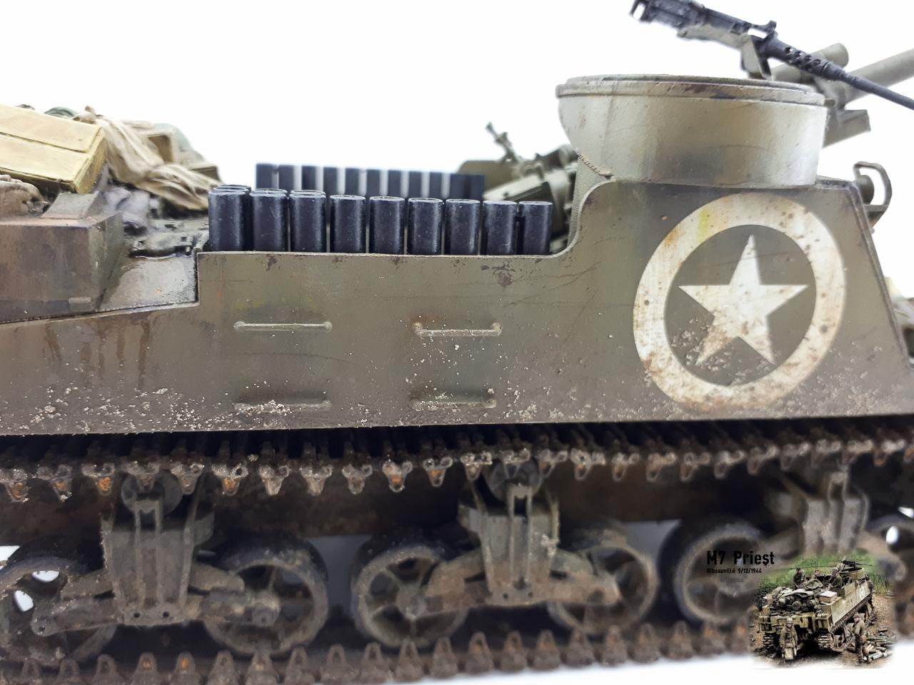 M7 Priest Ribeauvillé 9/12/1944 - Page 3 2018-116