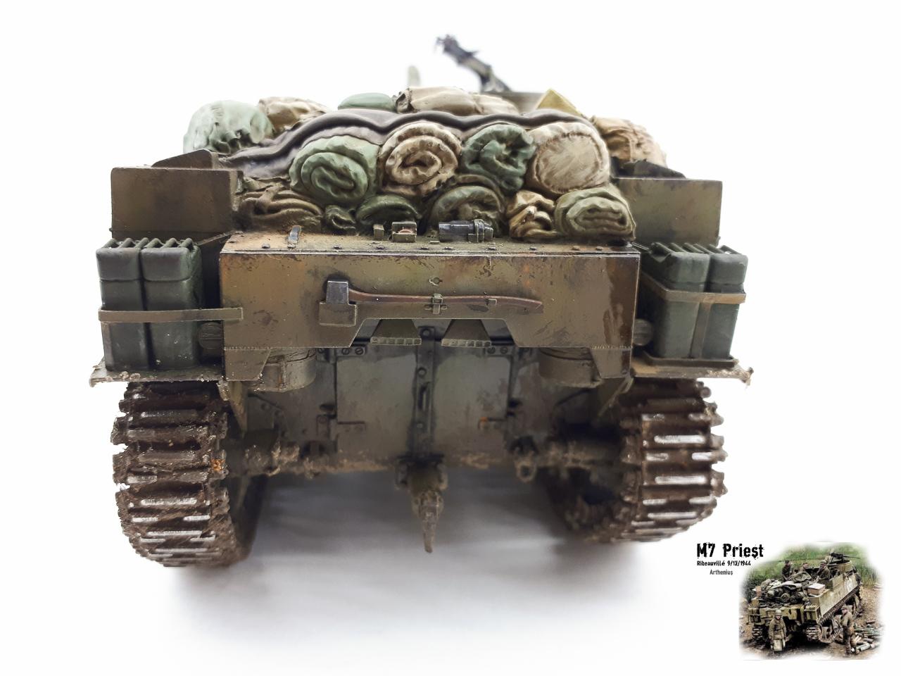 M7 Priest Ribeauvillé 9/12/1944 - Page 3 2018-117