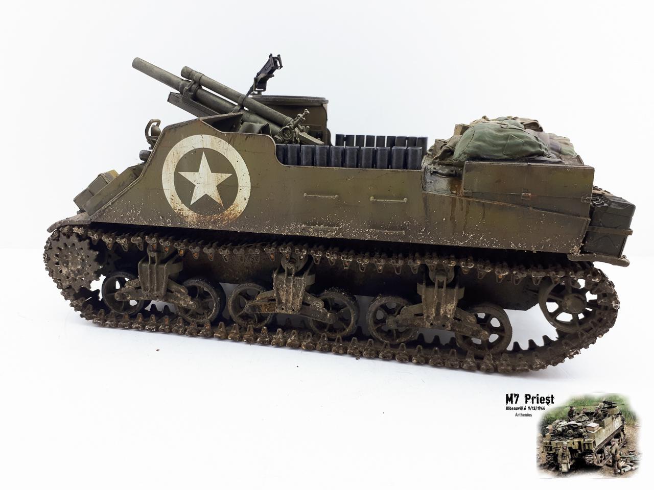 M7 Priest Ribeauvillé 9/12/1944 - Page 3 2018-119