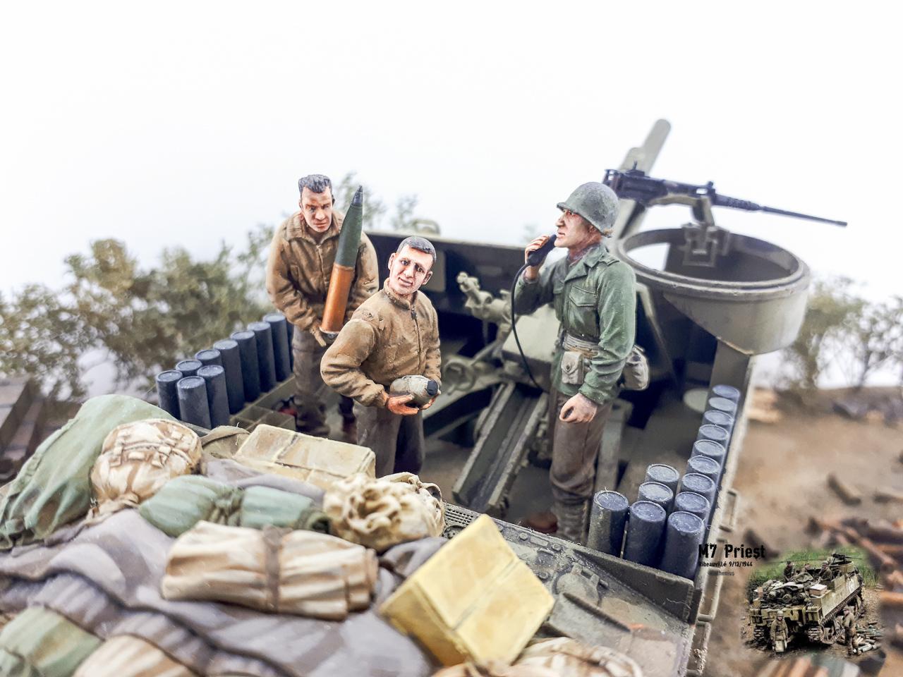 M7 Priest Ribeauvillé 9/12/1944 2018-156