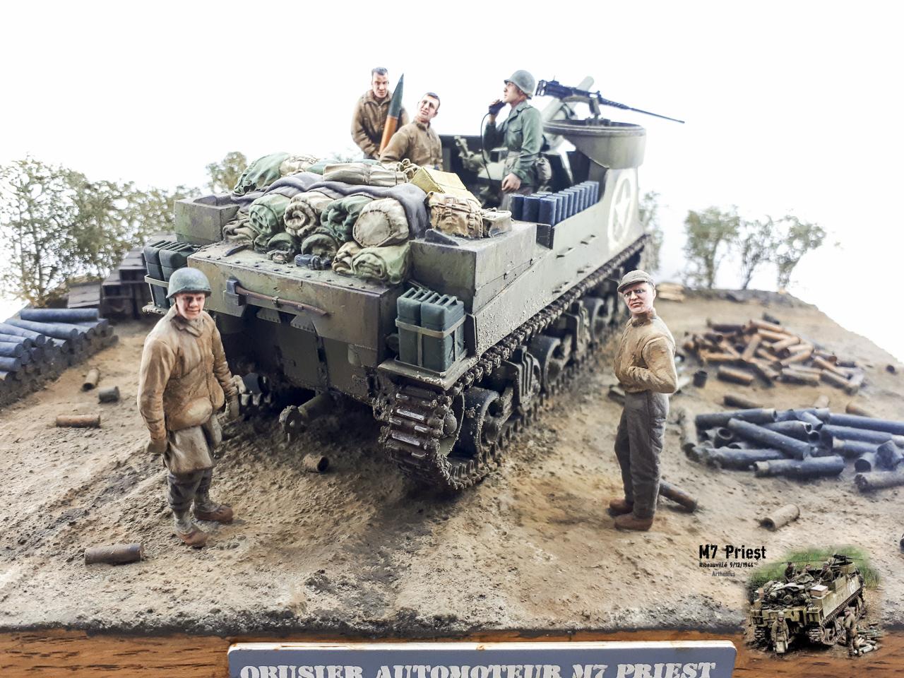 M7 Priest Ribeauvillé 9/12/1944 2018-157