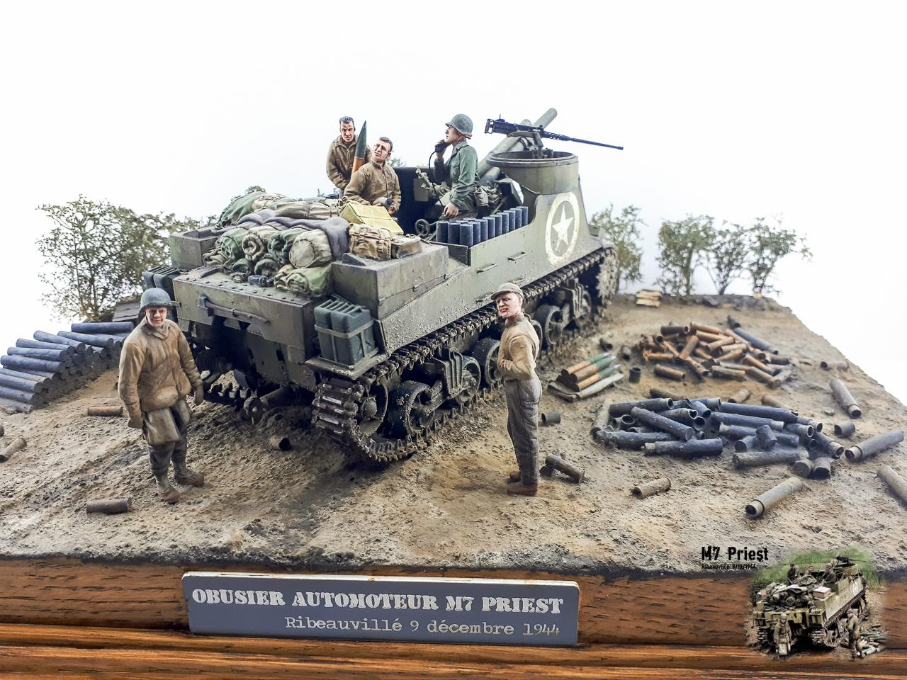 M7 Priest Ribeauvillé 9/12/1944 2018-158