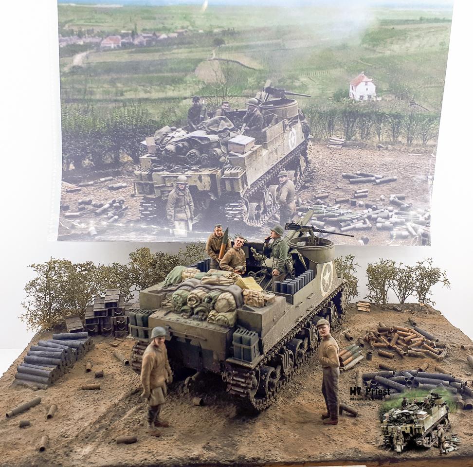 M7 Priest Ribeauvillé 9/12/1944 2018-160