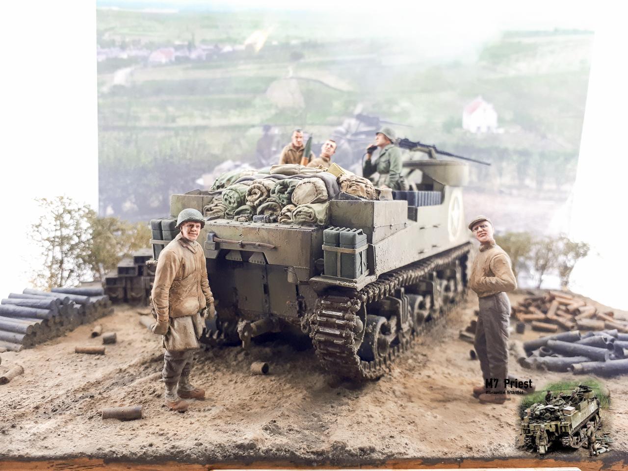 M7 Priest Ribeauvillé 9/12/1944 2018-162