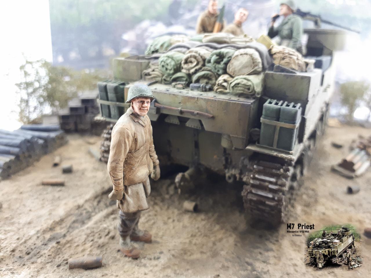 M7 Priest Ribeauvillé 9/12/1944 2018-168