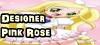 Pink Rose Designer Popz3t10