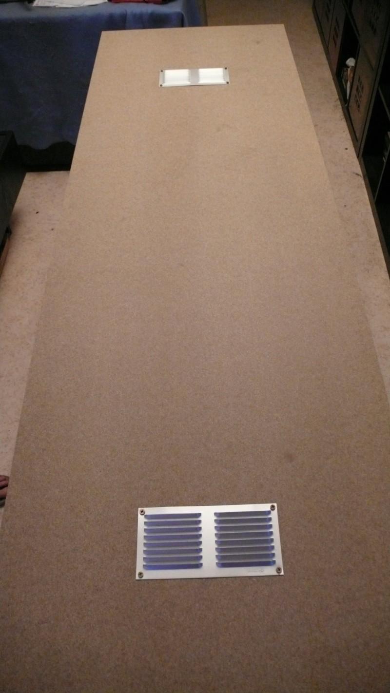 Fabrication d'une armoire de sellerie L1260918