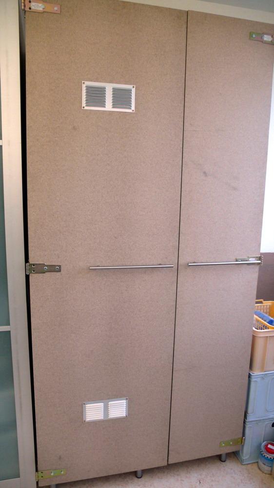Fabrication d'une armoire de sellerie - Page 2 L1270413