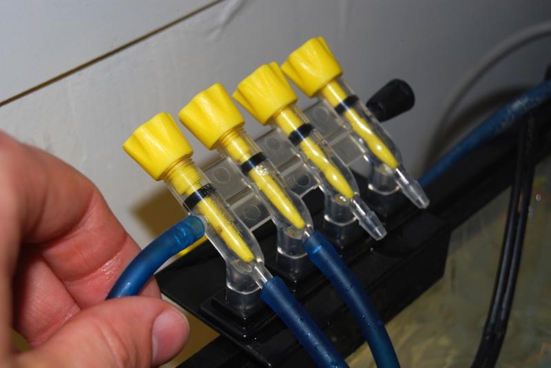 DIY Drip Water Exchange System. 05032017