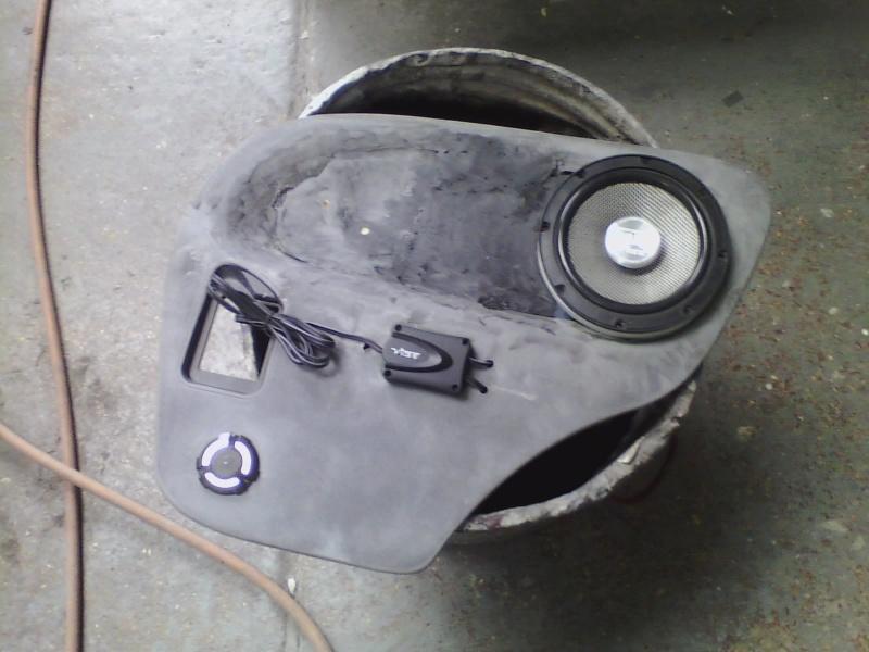 Custom Rear Trim/Armrest P1104114